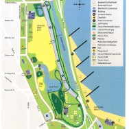 The 2011 Pumpkins in the Park Map