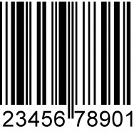 This barcode was just asking to be scanned.  I mean, look at the way it's dressed!
