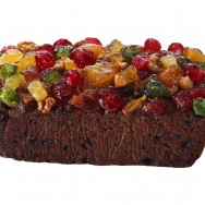 """The made my """"Yule Tide"""" into a cake."""