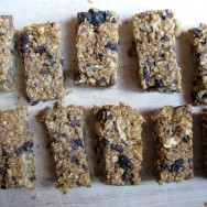 Because everyone knows granola bars are just bio-degradble construction bricks.  Duh!