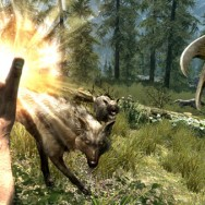 Oh, there's my pocket full of sunshine.  I was saving THAT for those f'ing wolves that plague Skyrim!