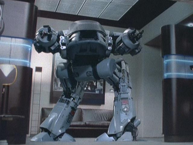 Did I mention the Oyster is really Ed-209?