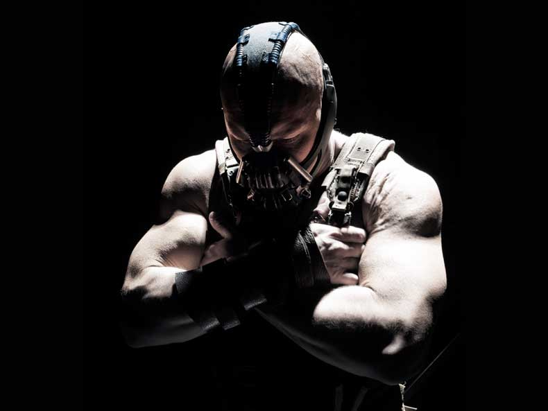 Come on, Bane.  I'll try to like you too.  Stop pouting.