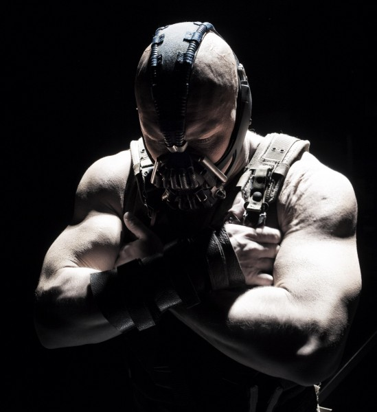 You might as well have broken my back, Bane.