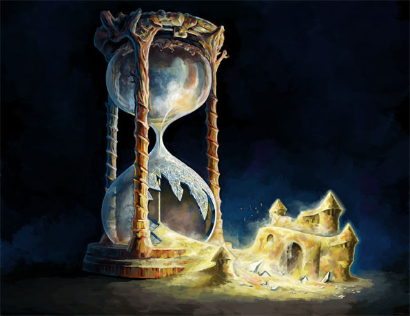 video-game-hourglass