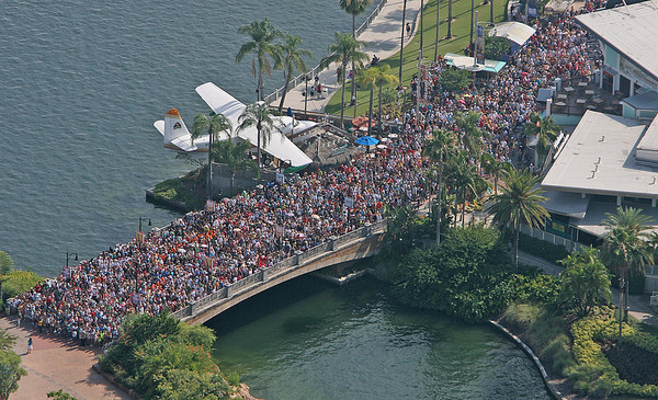 75% of these people in line for a 3 minute ride will fart . . . fart real bad.